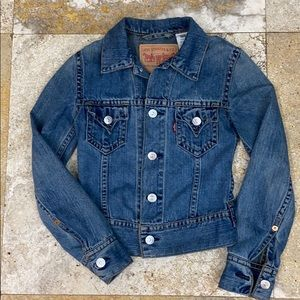 Levi's Jean jacket type 1 iconic jacket xs
